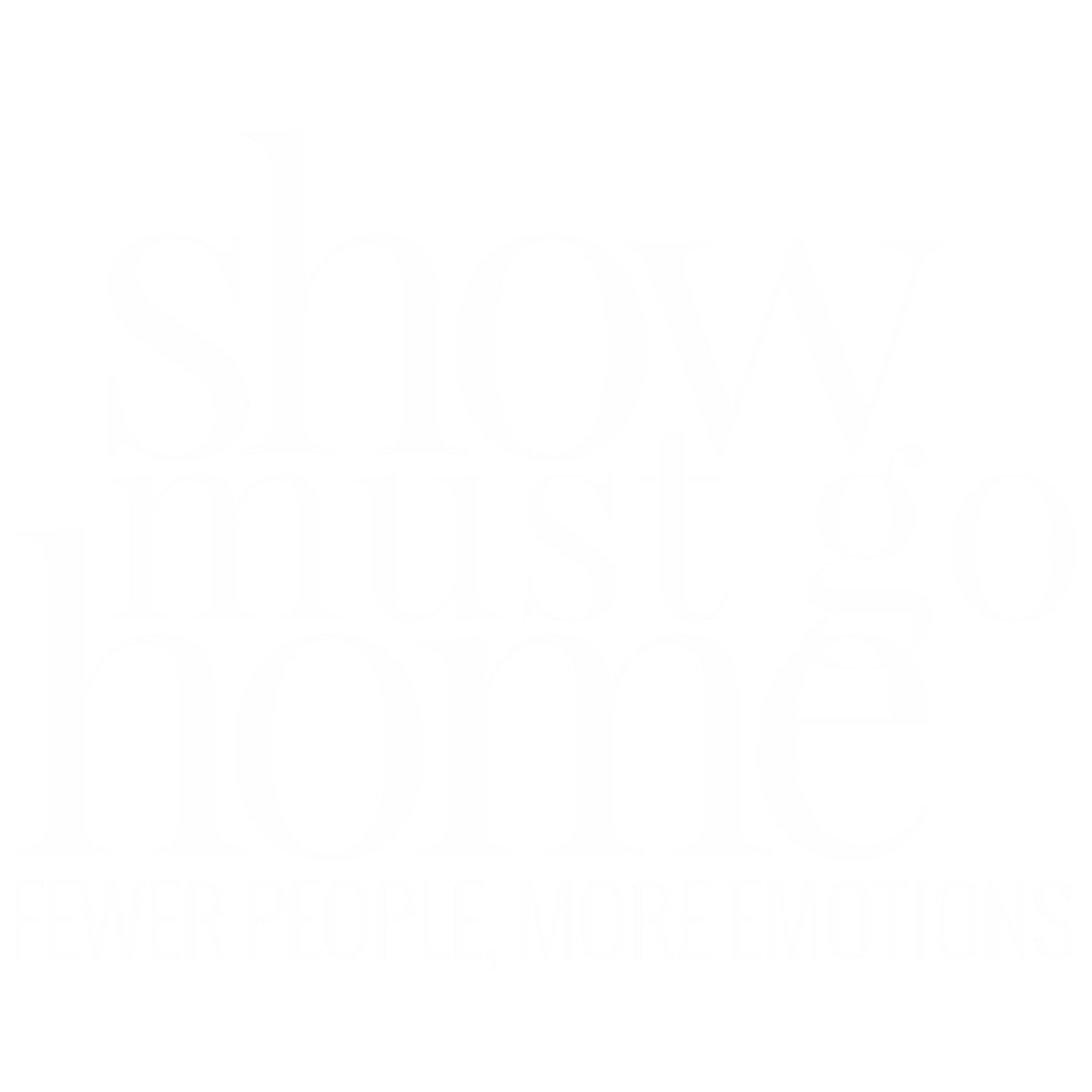 SHOW MUST GO HOME